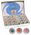 Box of 24 Stick On Jewel Belly Bindis