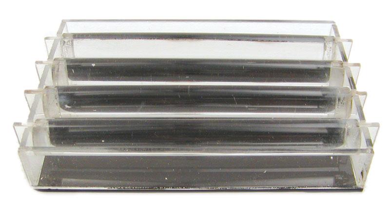 Clear Acrylic Bar Ring/Toe Ring Box