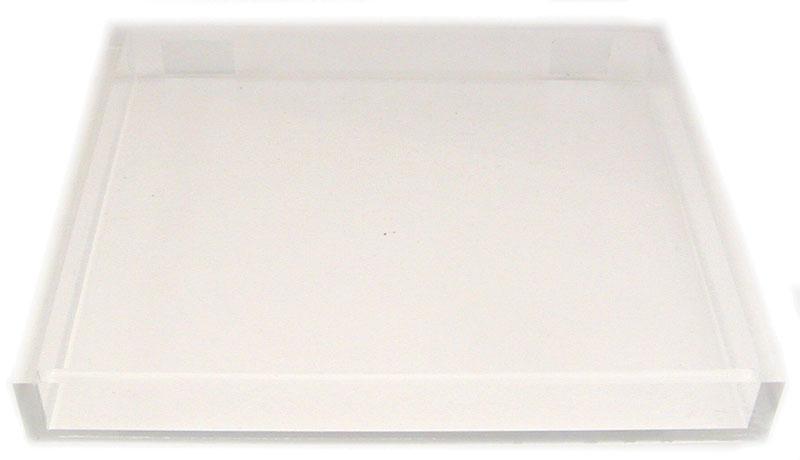 Clear Acrylic Small Ring/Display Box
