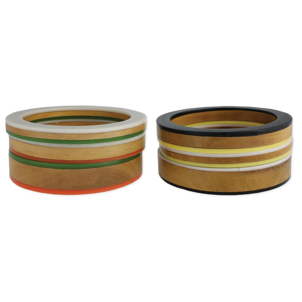 sento colourful article news collection bangles product designs a jeweller of resin retail and ti rings