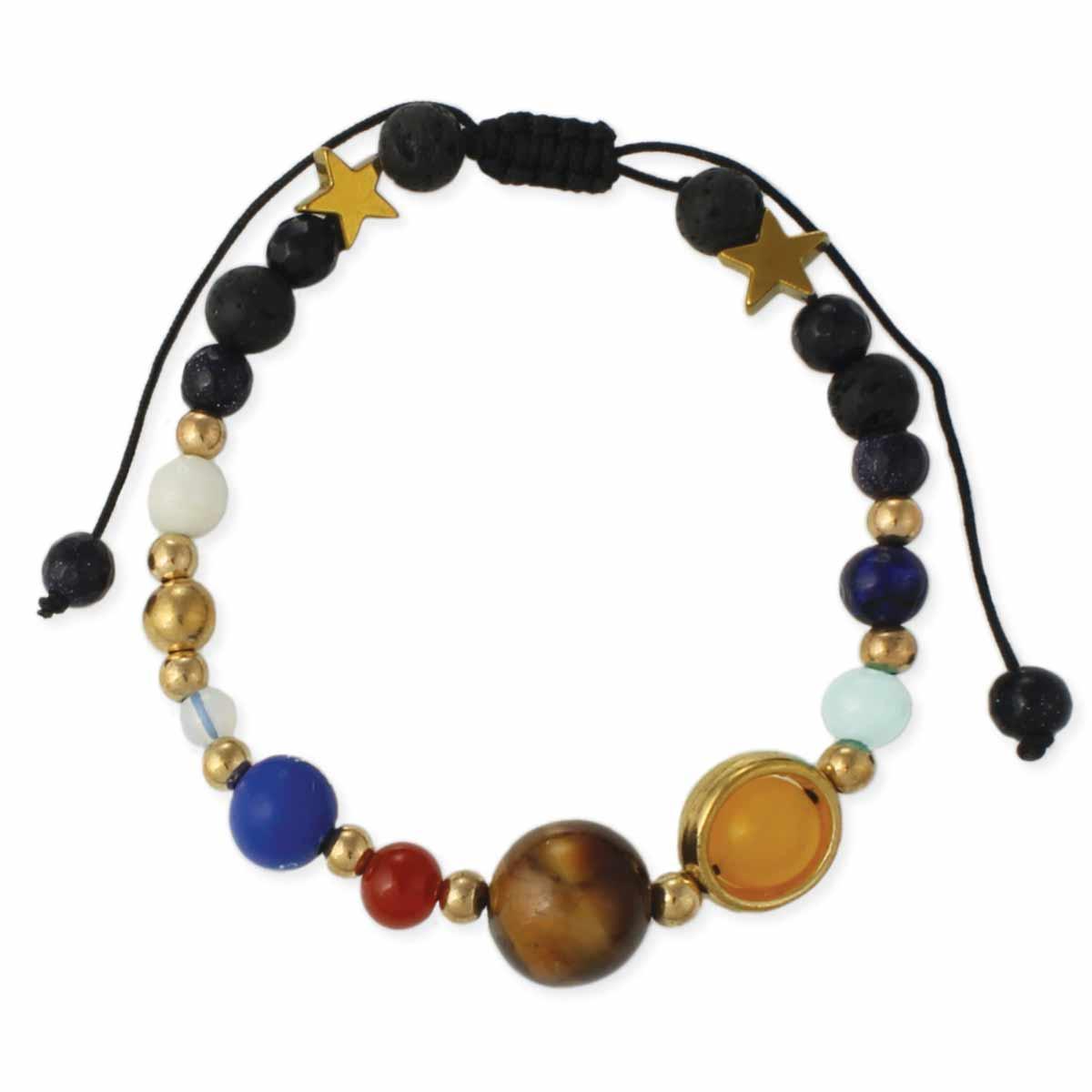 Stone Planet Pull Bracelet