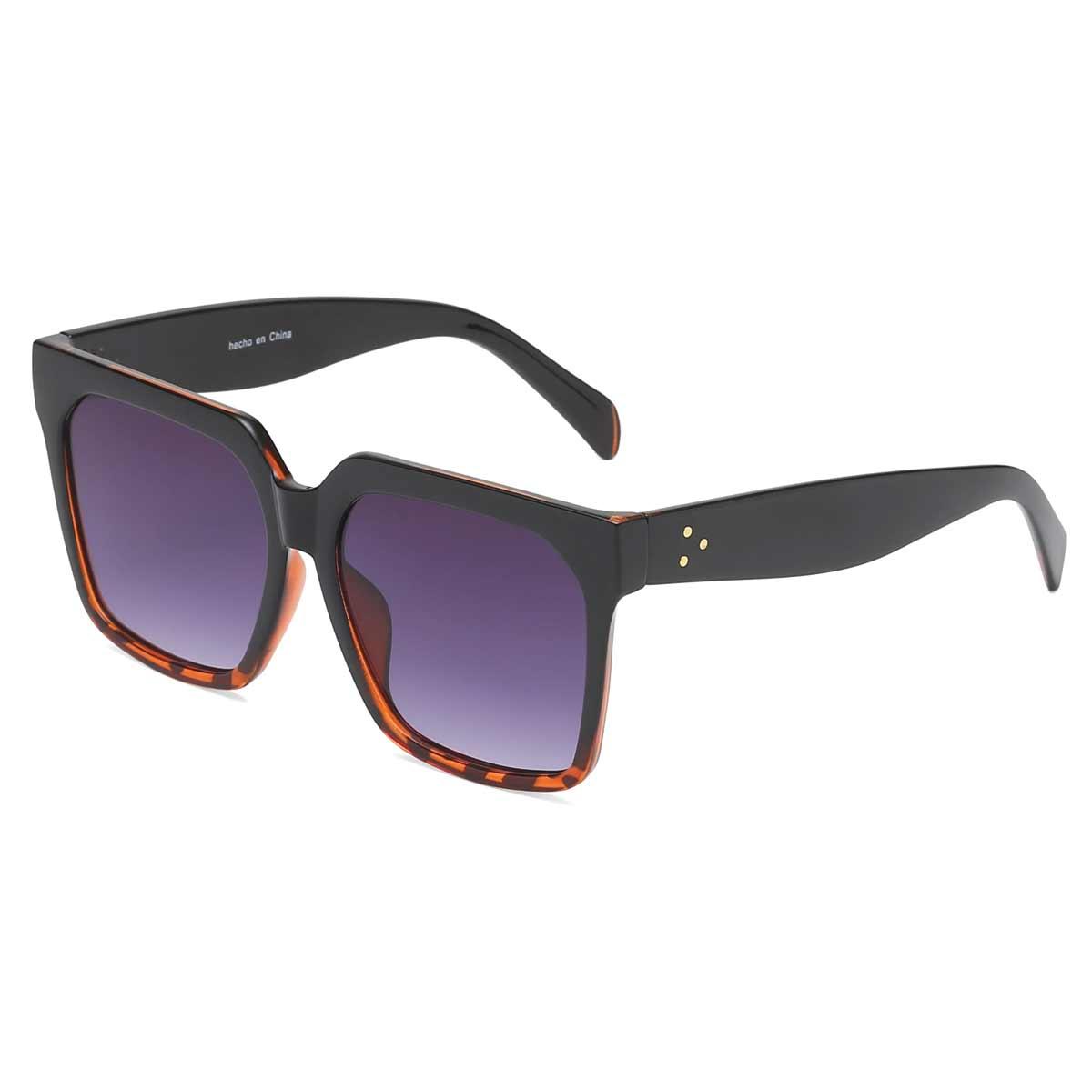 black Tortoise Shell Sunglasses