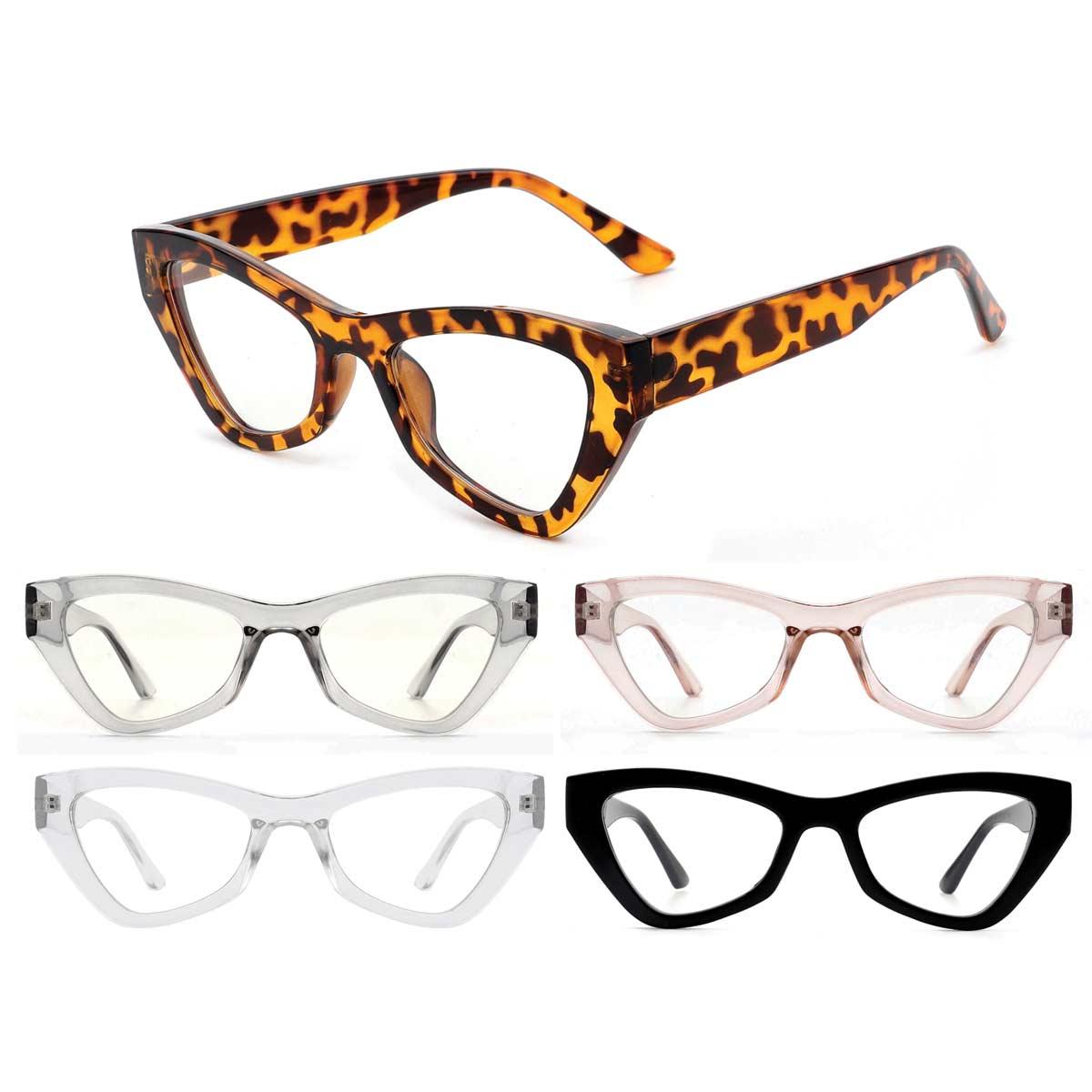 Cat's Eye Blue Light Blocker Glasses