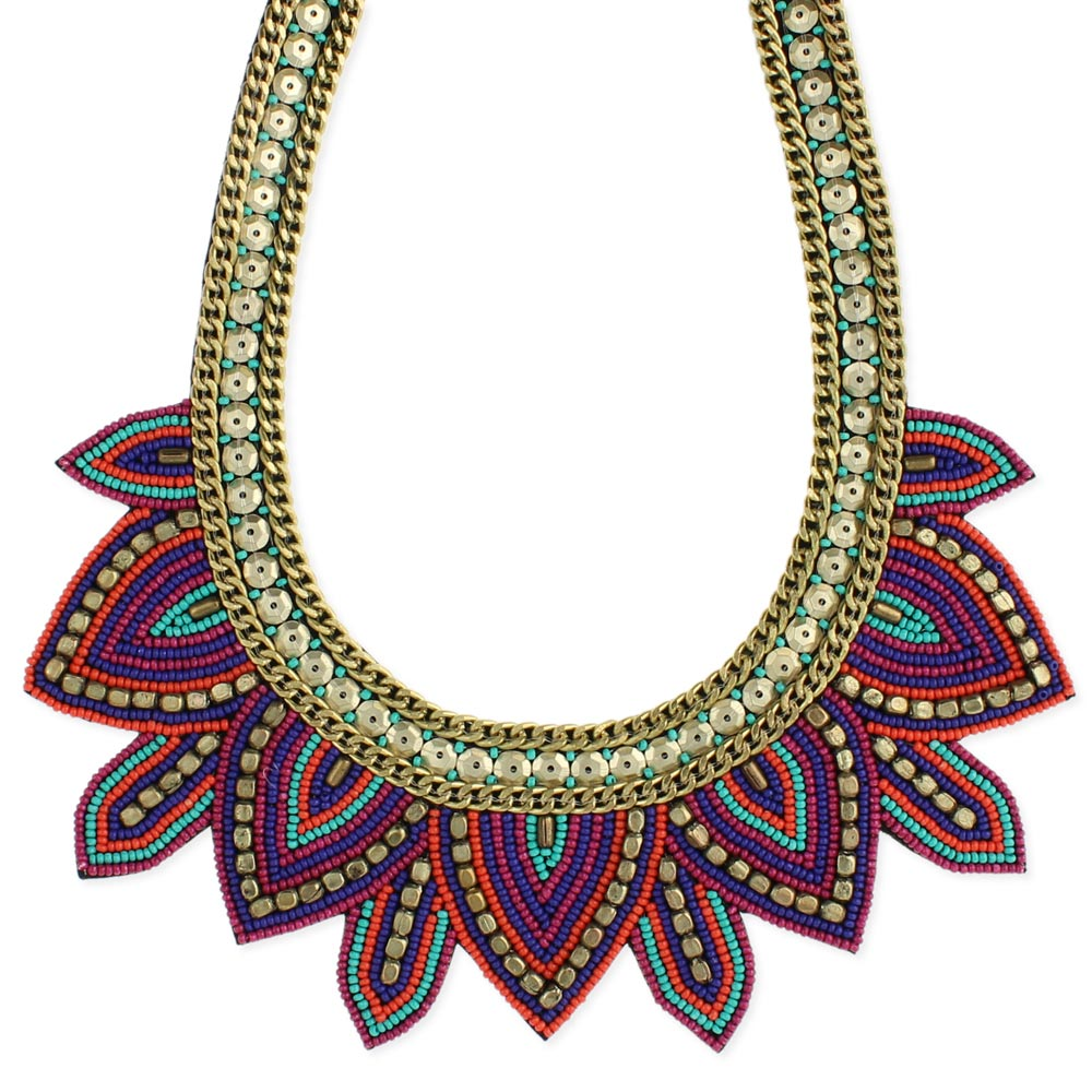 trend posted com fashion necklace jewelry trends layered inestrend