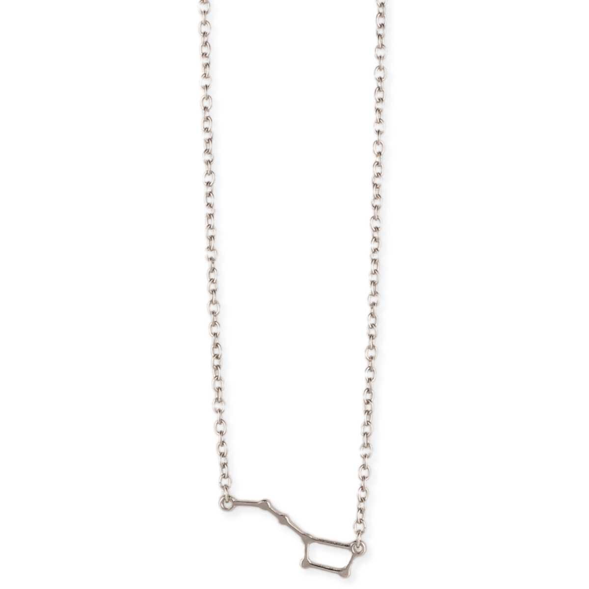 Silver Big Dipper Necklace