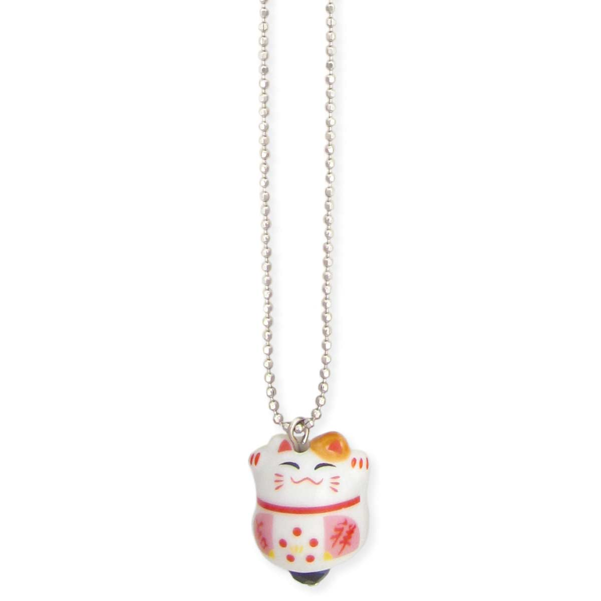 fashion jewelry pendant lucky costume trend pp cat zad necklace wholesale ceramic