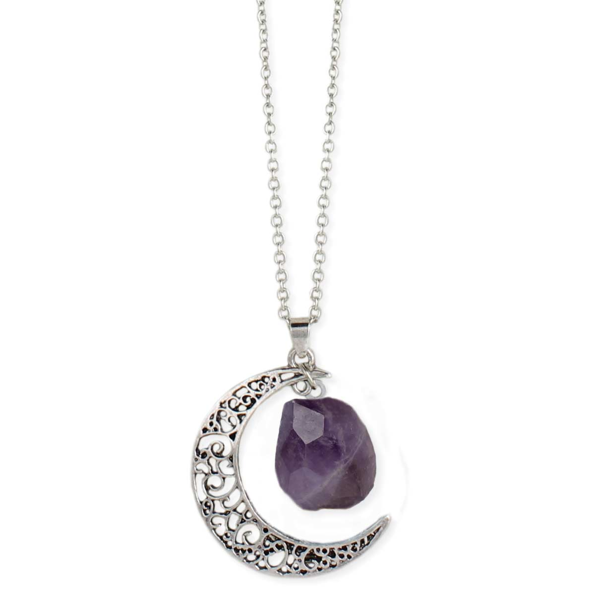image slice sterling product feature raw of pendant silver midnite amethyst