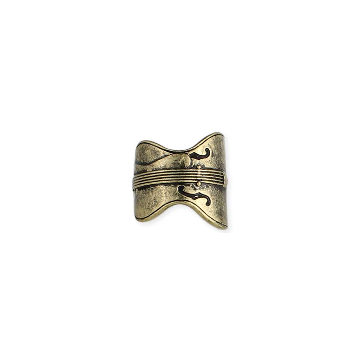 Gold Cello Wrap Ring