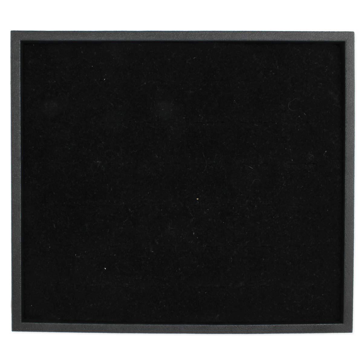Black Pad Ring Tray
