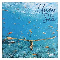 Under the Sea Horse Charm Anklet