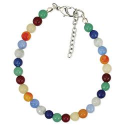 Stone Harvest Multi Bead Bracelet