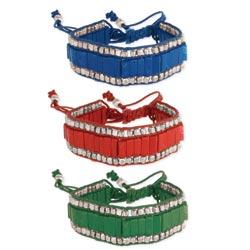 Stone Bar Pull Bracelet