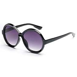 Incognito Superstar Black & Tortoiseshell Sunglasses