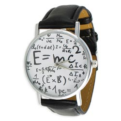 Black Band Equations Watch