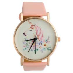 Sweet Unicorn Pink Watch