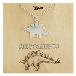 Land Before Time Stegosaurus Pendant Necklace