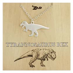 Land Before Time Tyrannosaurus Rex Pendant Necklace
