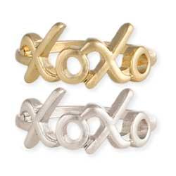 True Love XOXO Ring